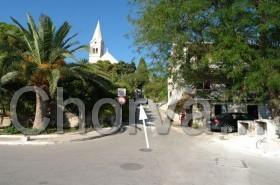 Cesta na pláž sv. Rocha od centra Sumartinu