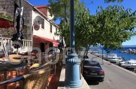 Restaurace nad mořem