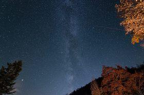 Pozorování hvězd