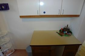 Pracovní deska v kuchyni