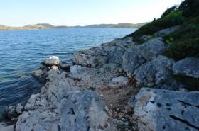 Pohled na další část chráněné oblasti