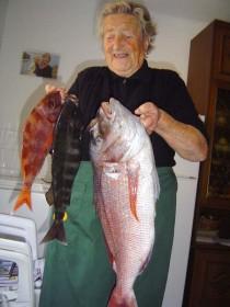 Babička je vynikající kuchařka