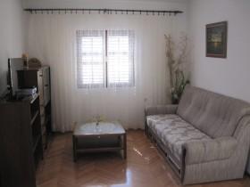 Posezení v obývací části