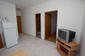 Lednice a Tv v apartmánu