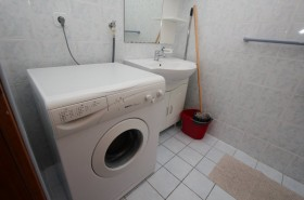 Pračka v koupelně