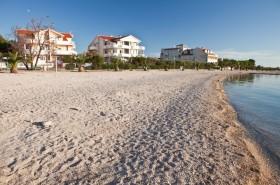 Pláž před domem