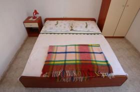 Francouzská postel ve třetí ložnici