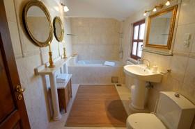 Koupelna v 1. patře