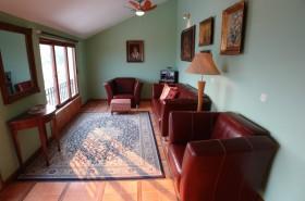 Relaxační místnost v 2. patře