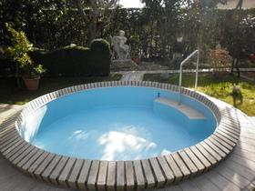 Detail bazénu