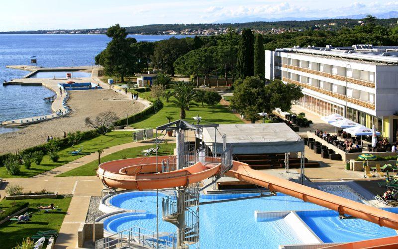 Hotel bernardo all inclusive zadar croatia adria databanka