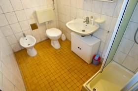 Kúpeľňa s WC