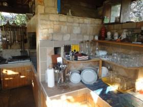 Vybavení letní kuchyně
