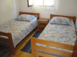 Třetí dvoulůžková ložnice v přízemním APP