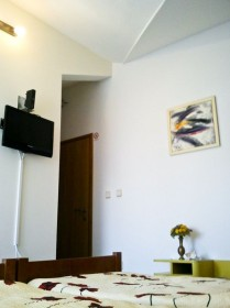Vybavená ložnice
