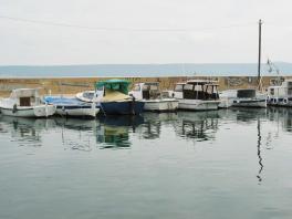Možnost kotvení člunu