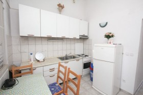 Kuchyně v tomto apartmánu
