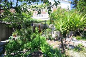 Zahrada u domku