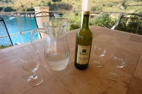 Pohoda u domácího vína