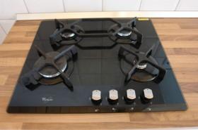 Moderní plynový vařič