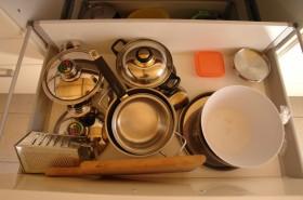 Vybavení v kuchyni