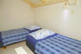 Dvě postele v pokoji
