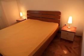 Manželská postel v 2. ložnici