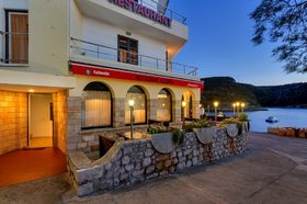 Restaurace v budově
