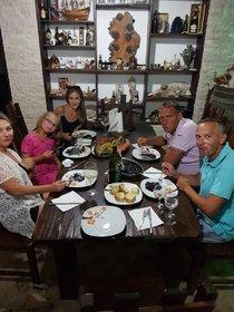 Večeře s majitelem