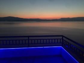 Večerní výhled na moře