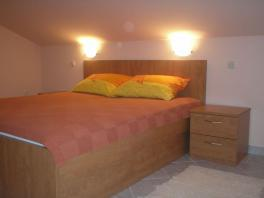 Druhá ložnice na mezonetovém patře