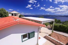 Dům má výhled na moře