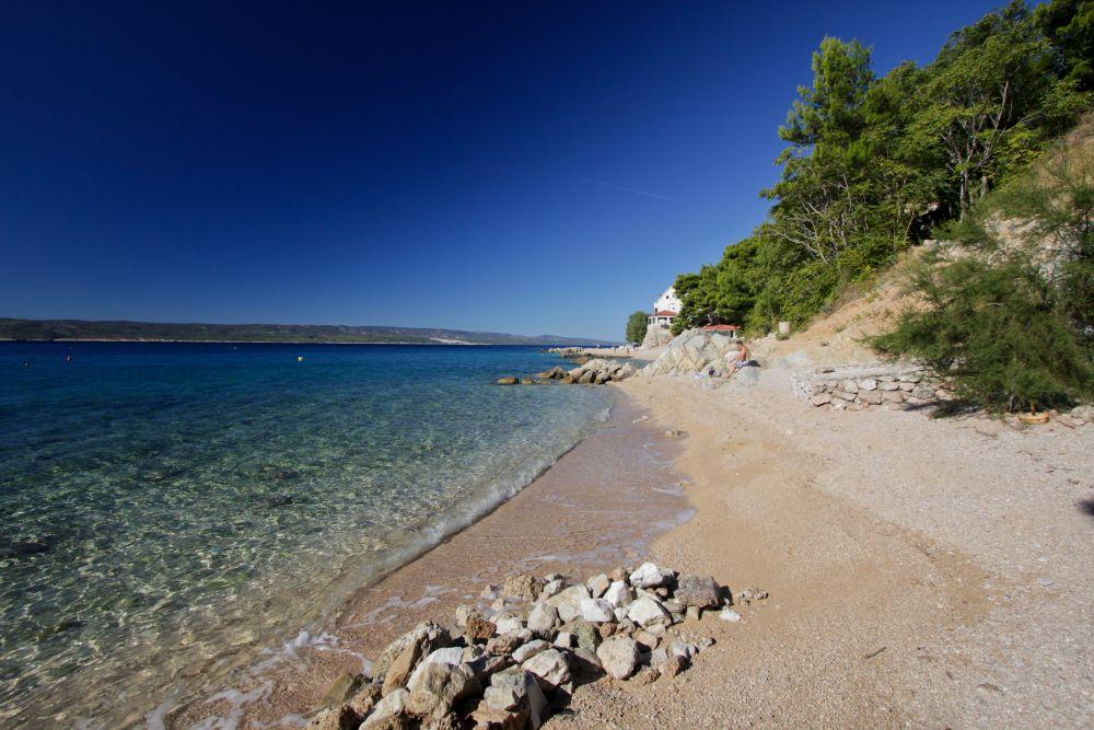 Foto des Strandes