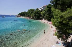 Druhá pláž u kláštera
