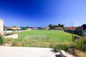 Fotbalové hřiště v letovisku