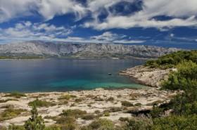 Pláž Jezera