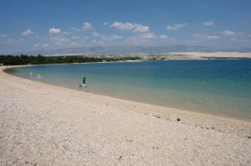 Pláž Zrće