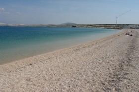 Druhá část pláže