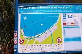 Mapka pláže