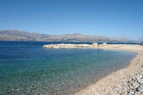 Další pláž v Postira