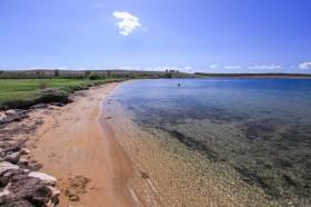Okolí písečné pláže