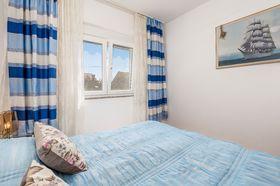 Druhá ložnice s francouzskou postelí