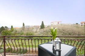 Terasa s výhledem do zahrady