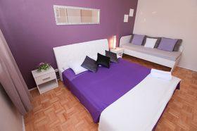 Francouzská postel a přistýlka