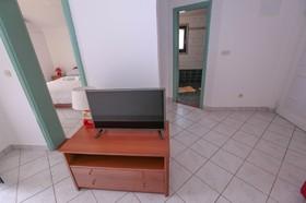 Apartmán vybaven TV