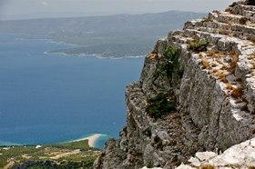 Vyhlídka z Vidoy hory 776 m