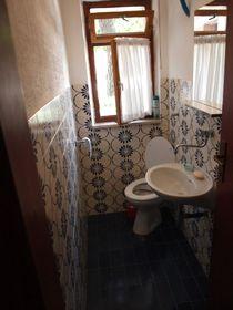 Samostatné WC v přízemí