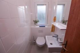 WC v horním patře