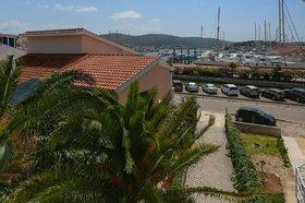 Pohled na přístav