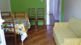 Obývací prostor a jídelna
